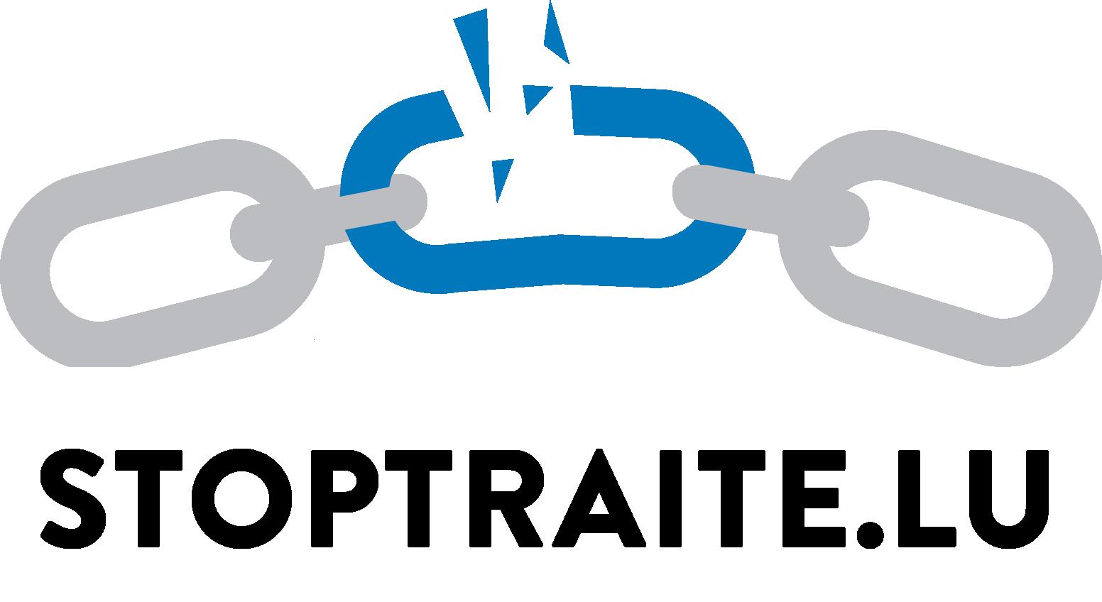 Stop traite logo